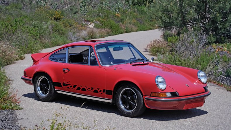 1973 Porsche 911 RS