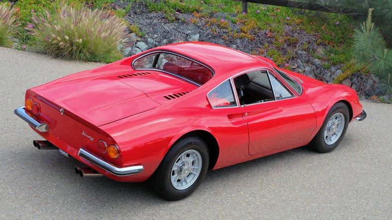 1970 Dino 246 GT-L