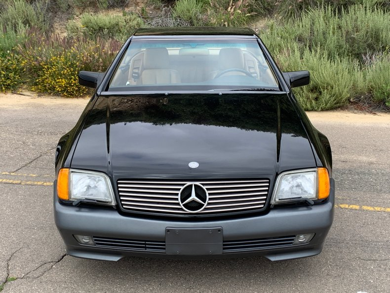 1990 Mercedes-Benz 500SL