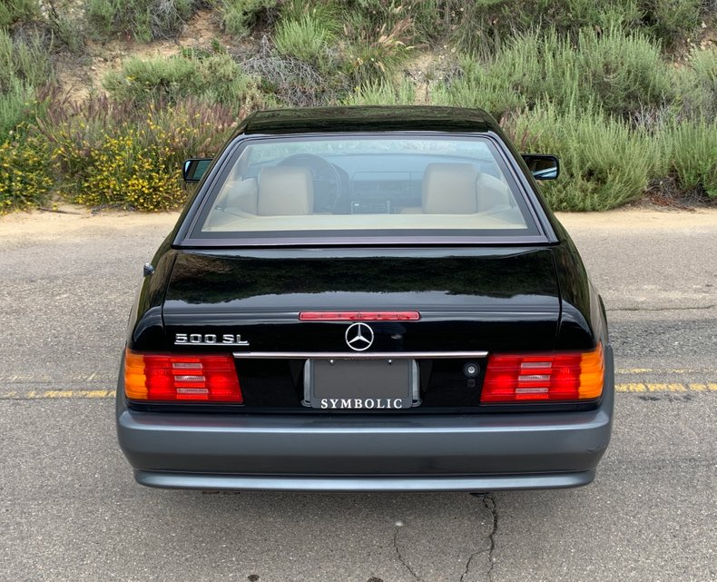 1990 Mercedes-Benz 500SL