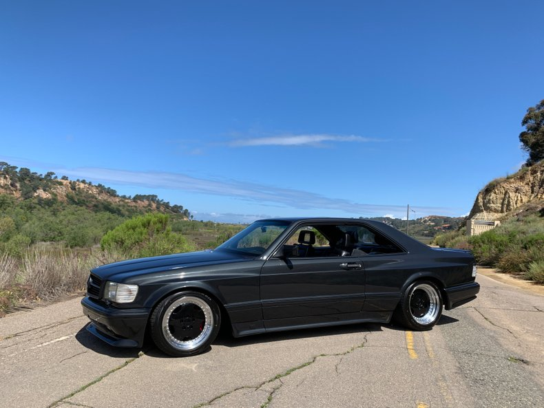 1990 Mercedes-Benz 560SEC 6.0 AMG Widebody