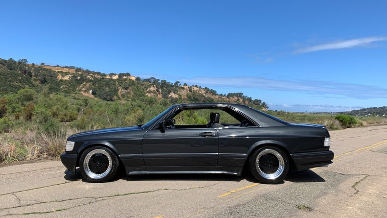 1990 Mercedes-Benz 560SEC 6.0 AMG Widebody For Sale
