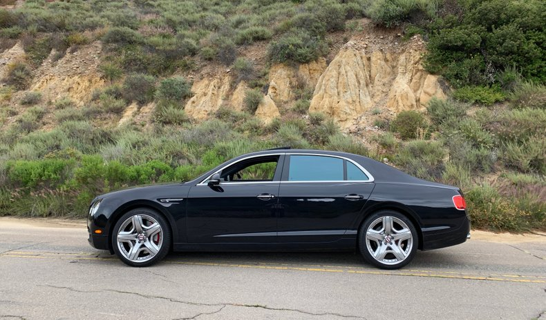 2015 Bentley Flying Spur Mulliner