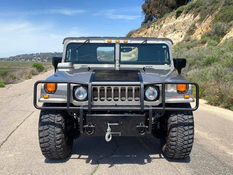 2006 Hummer H1 Alpha