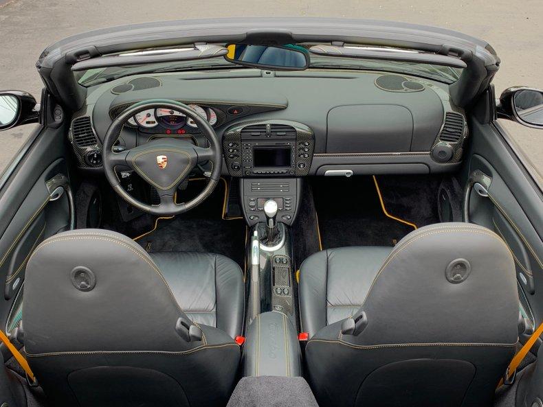 2004 Porsche 996 Turbo Cabriolet
