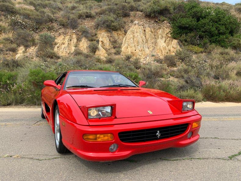 1997 Ferrari F355 Berlinetta 6MT