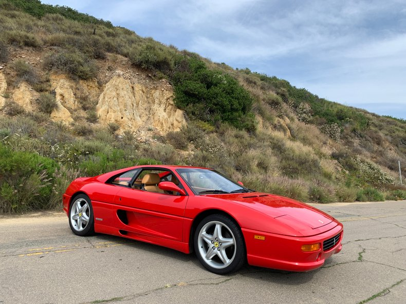 1997 Ferrari F355 Berlinetta 6MT
