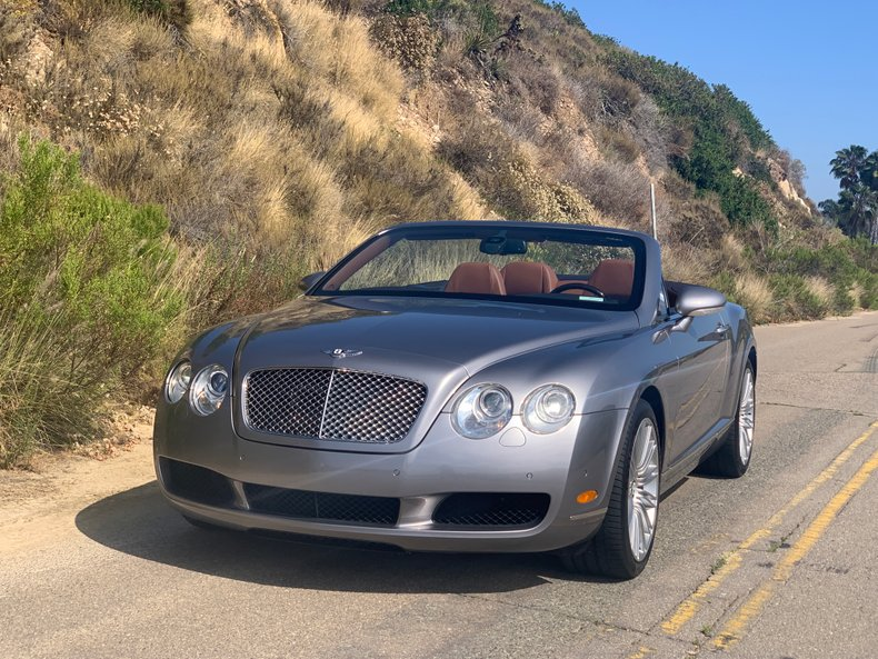 2008 Bentley Continental GT-C W12