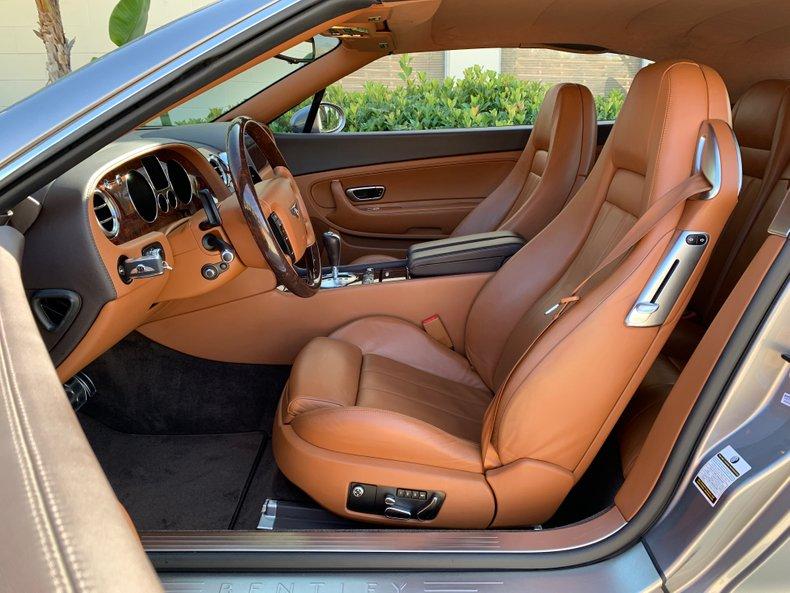 2008 Bentley Continental GT-C W12