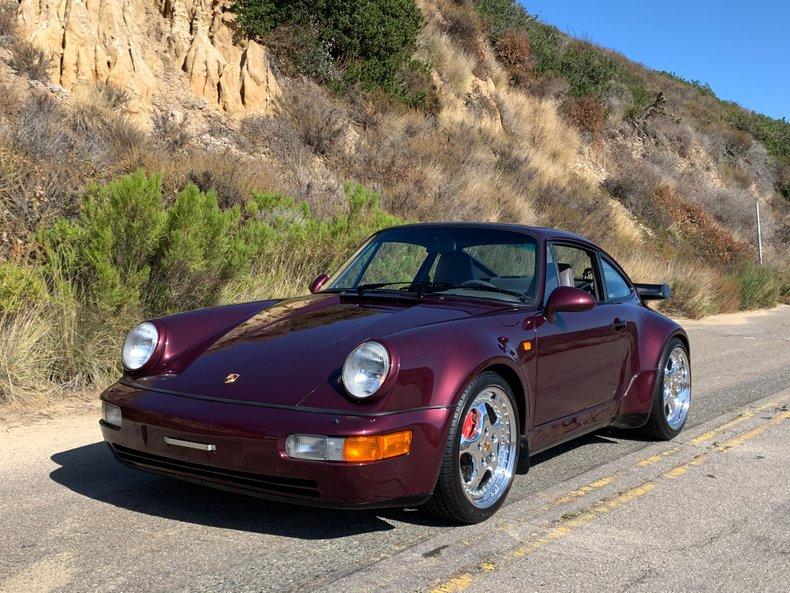1993 Porsche 911 Turbo 3.6