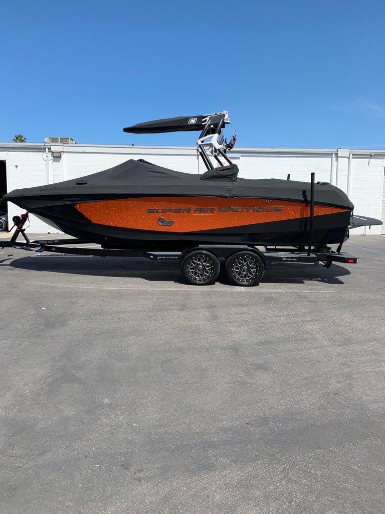 2015 Nautique G23 Coastal Edition