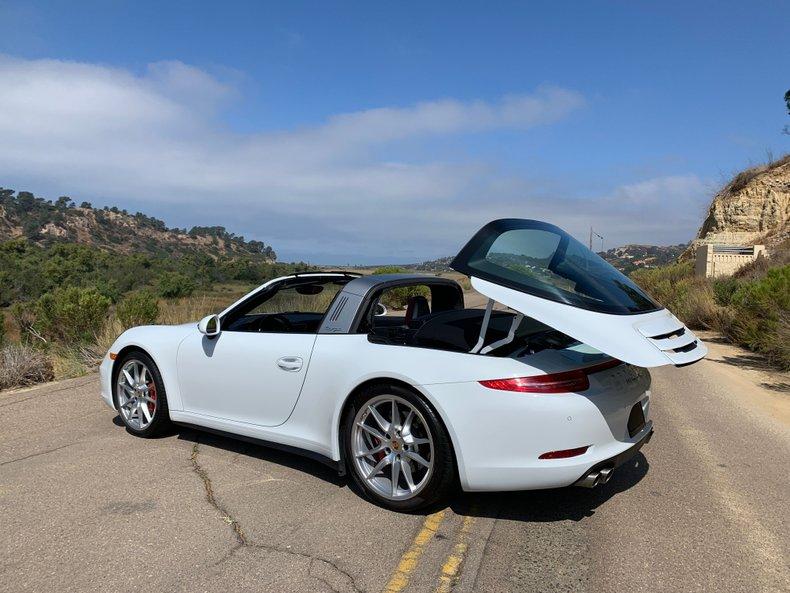 2015 Porsche 991 Targa 4S