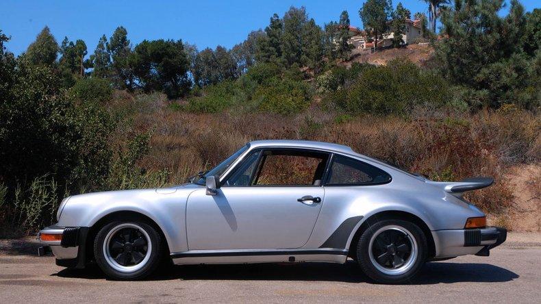 1975 Porsche 911 Turbo For Sale