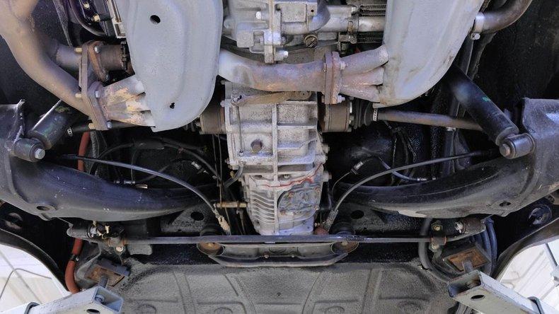 1975 Porsche 911 Turbo