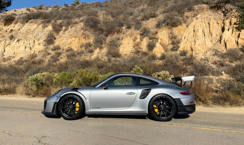 2019 Porsche 991 GT2 RS Weissach For Sale