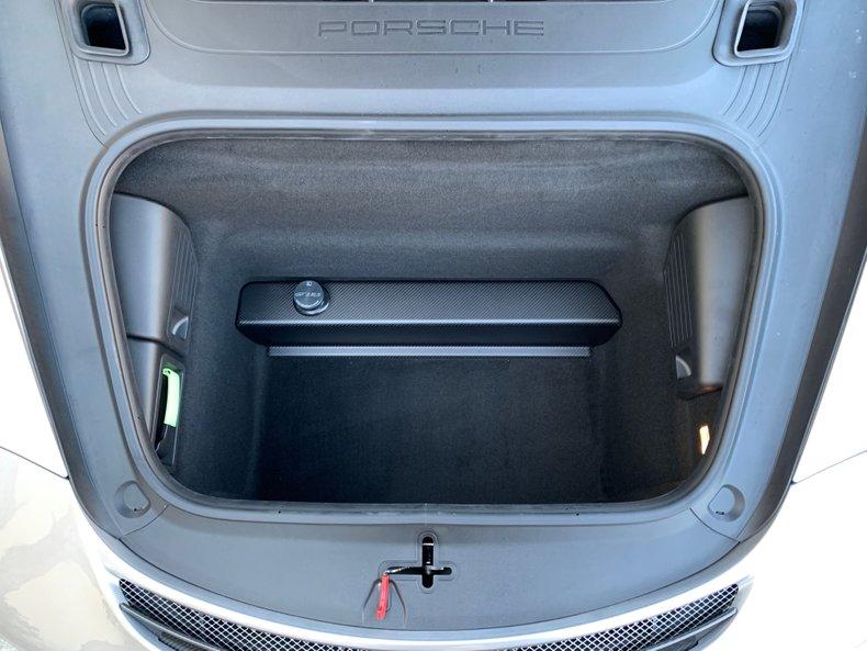 2019 Porsche 991 GT2 RS Weissach