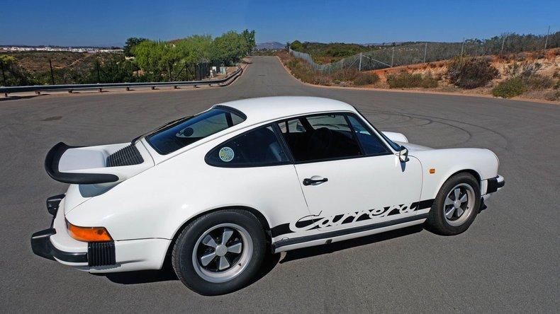 1975 Porsche 911 MFI