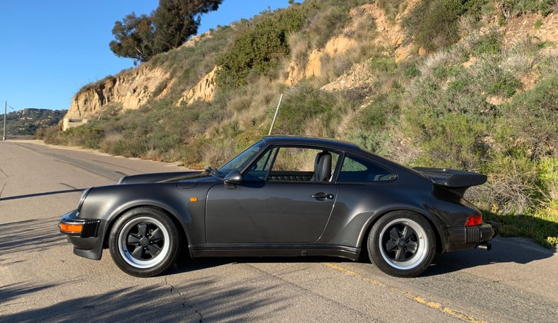 1989 Porsche 930 Turbo S For Sale