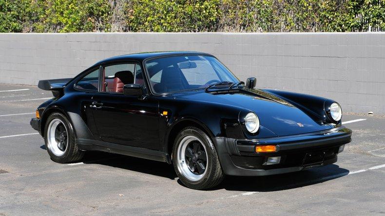 1984 Porsche 930 Turbo
