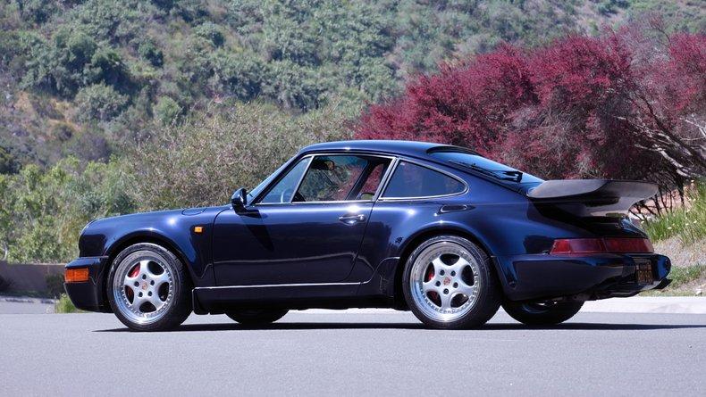1993 Porsche 964 3.6L Turbo