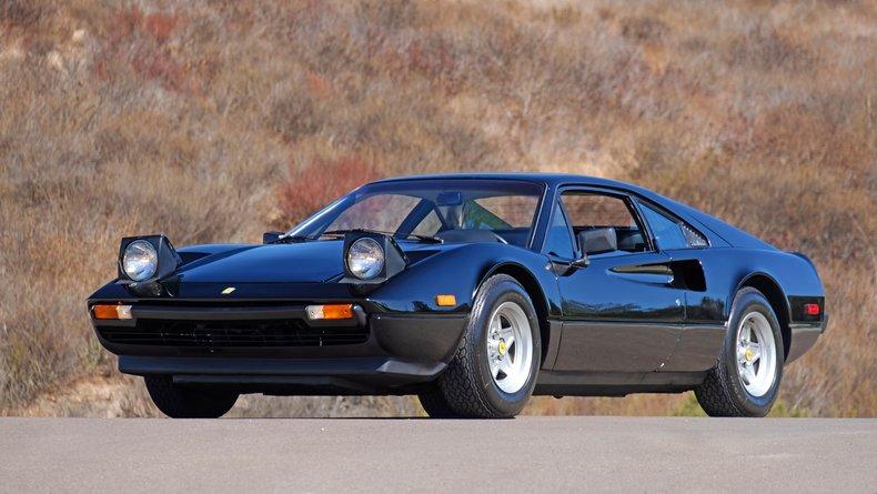 1976 Ferrari 308GTB Vetroresina