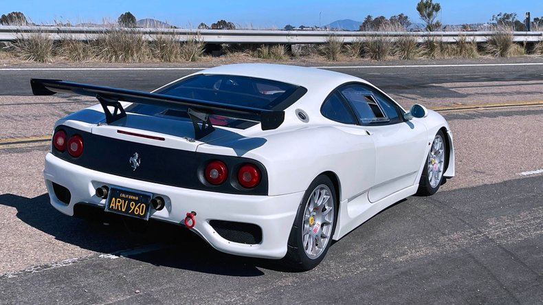 2000 Ferrari 360 Challenge