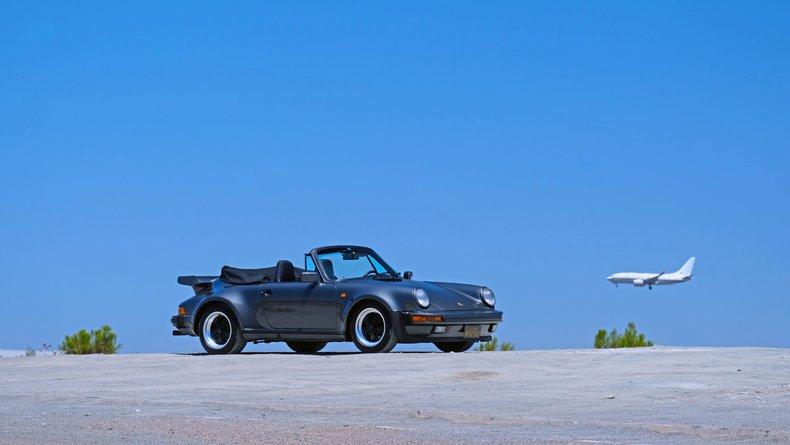 1989 Porsche 930 Turbo