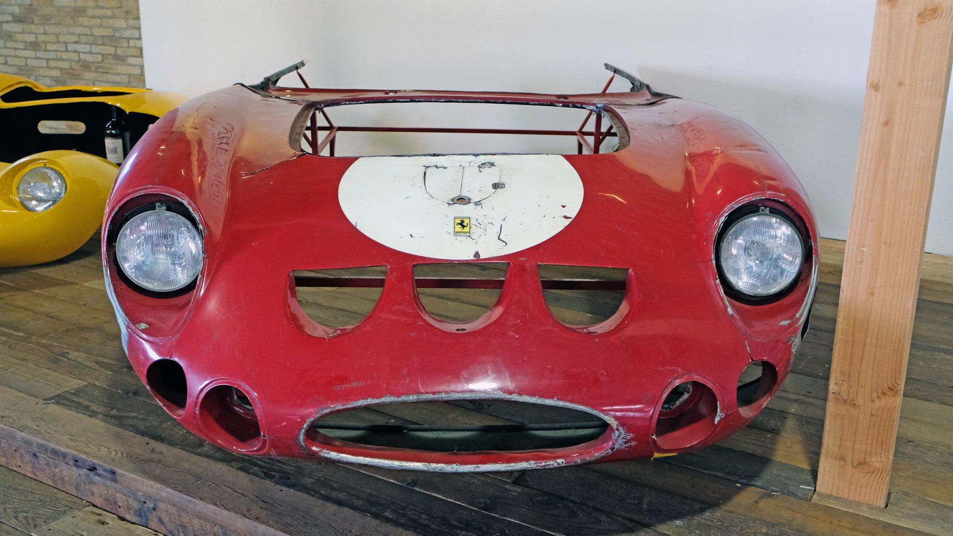 1963 Ferrari 250 GTO Bodywork