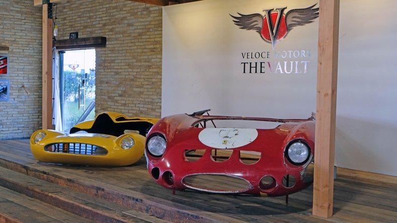 1955 Ferrari 500 Mondial Bodywork