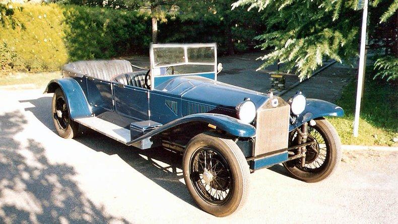 1926 Lancia Lambda