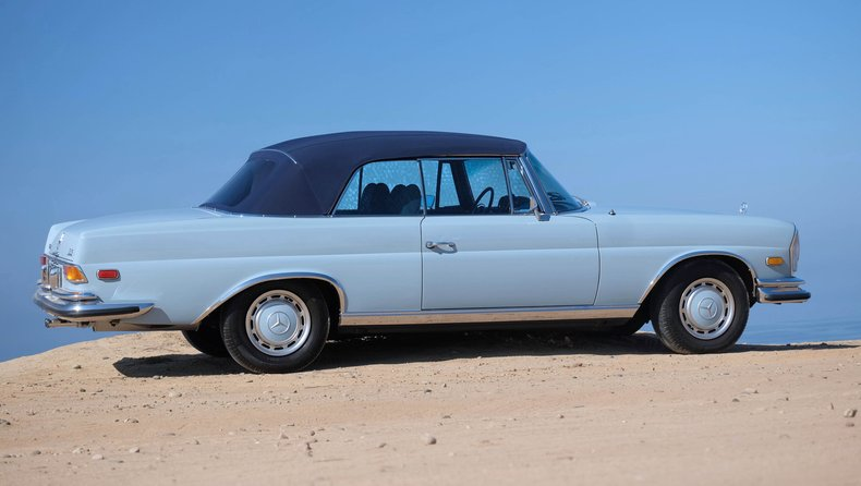 1971 Mercedes-Benz 280 SE 3.5L