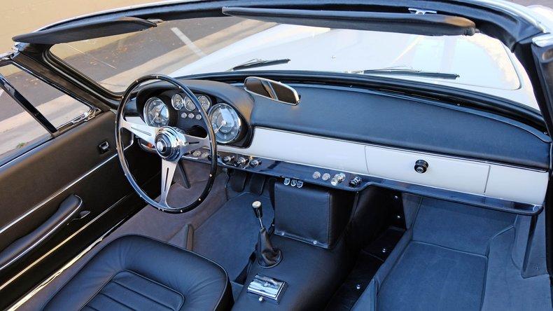 1962 Maserati 3500GT Vignale Spyder