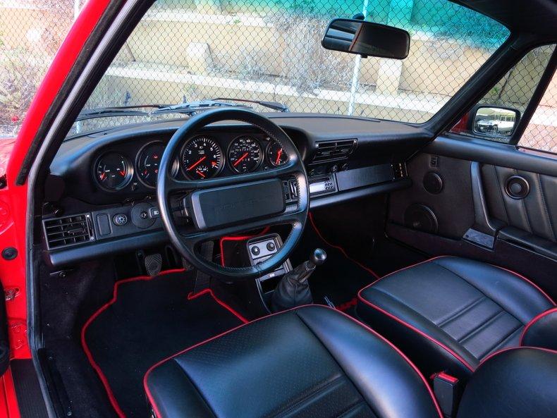 1988 Porsche 930 Turbo Slantnose