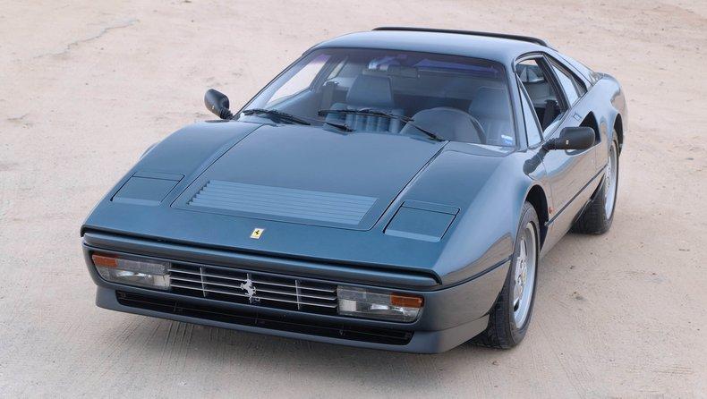 1988 Ferrari GTB Turbo