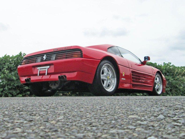 1993 Ferrari 348TB Competizione