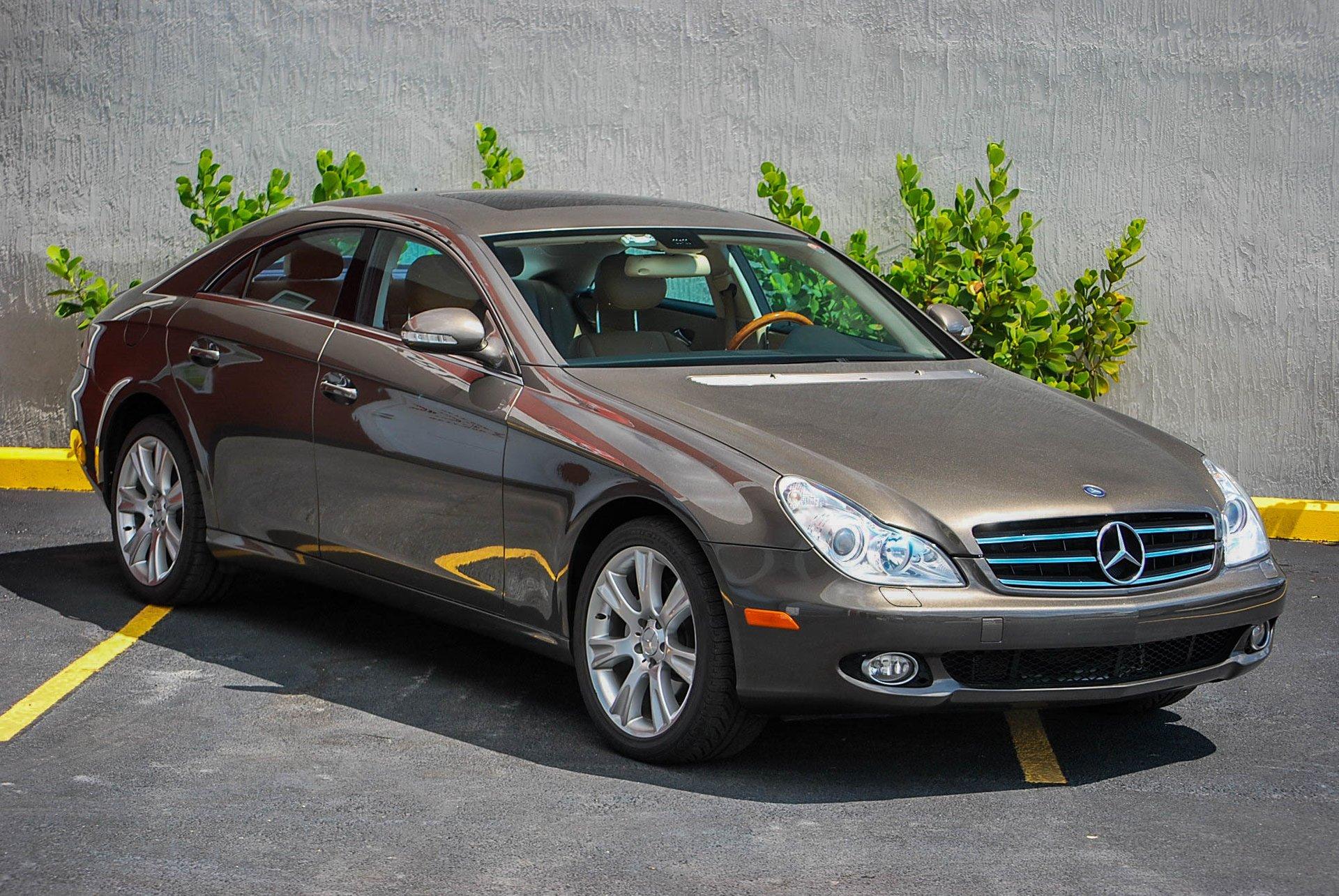 2006 mercedes benz cls 500