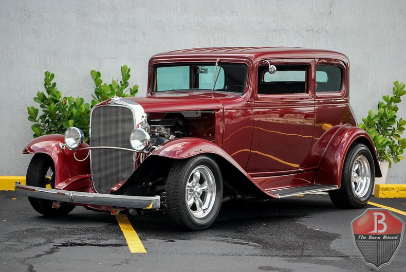 1932 Chevrolet Custom Street Rod Coupe