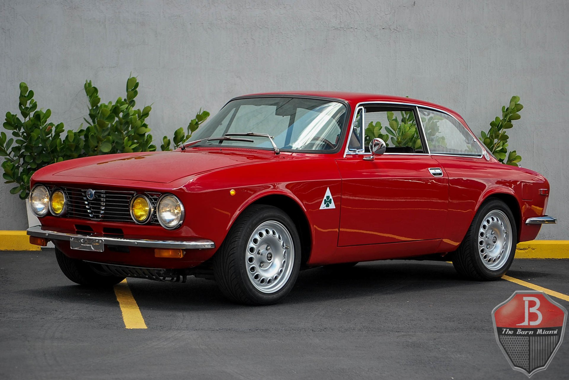 1972 Alfa Romeo GTV | The Barn Miami ®