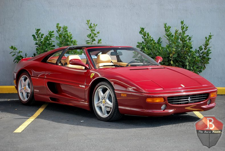 1999 ferrari f355 gts for sale #53662 | mcg