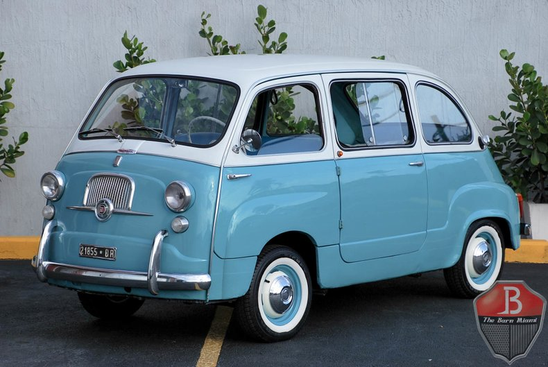 1962 Fiat 600 For Sale