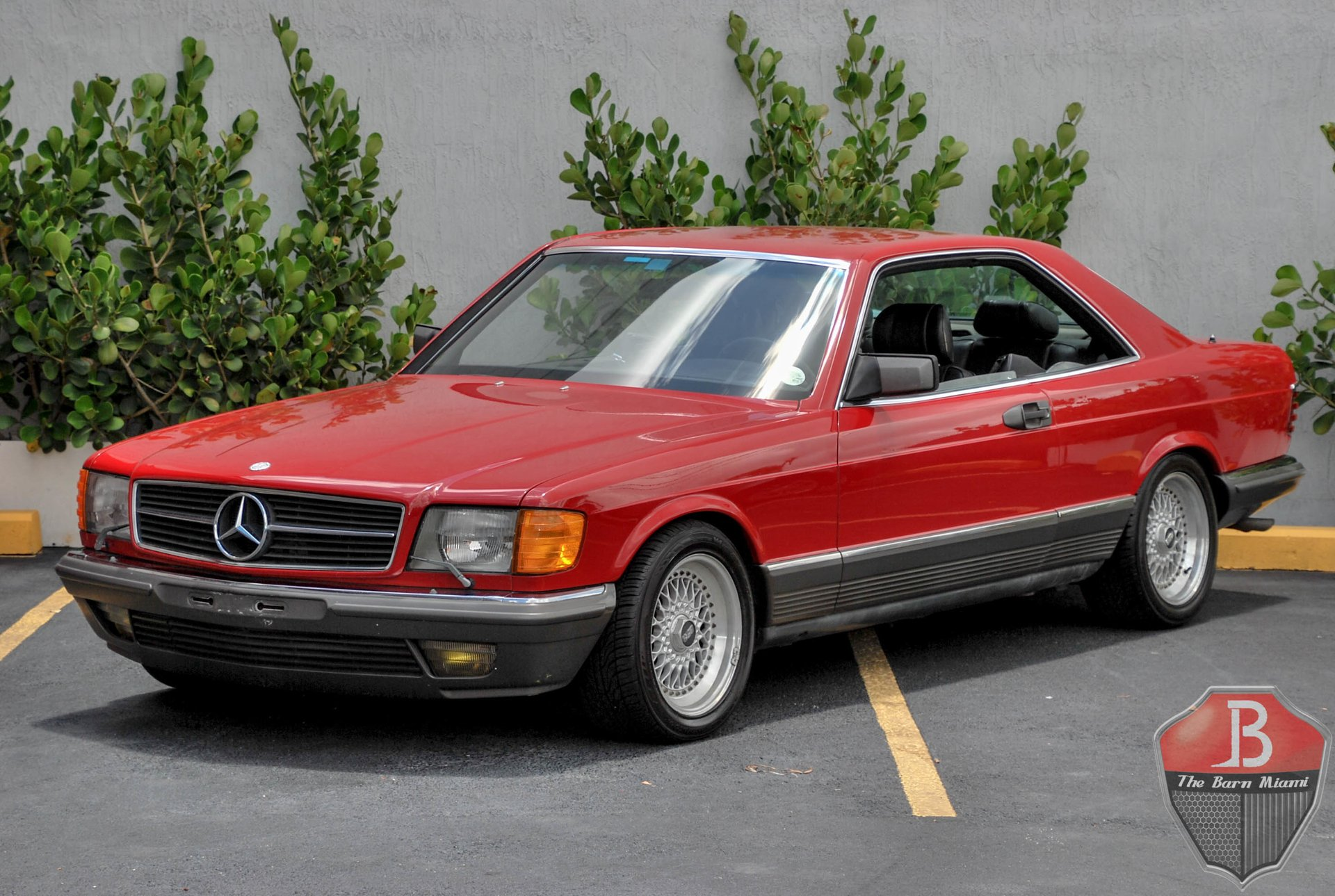 1984 mercedes benz 560 class 500sec