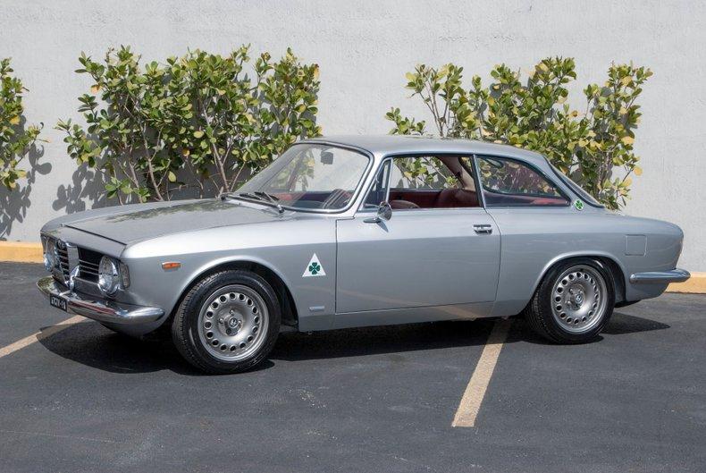1967 Alfa Romeo Giulia For Sale