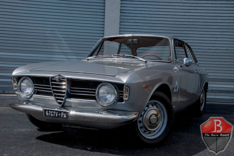 1967 Alfa Romeo Giulia For Sale