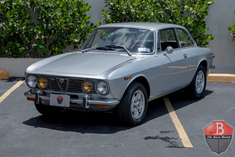 1974 Alfa Romeo GTV | The Barn Miami®