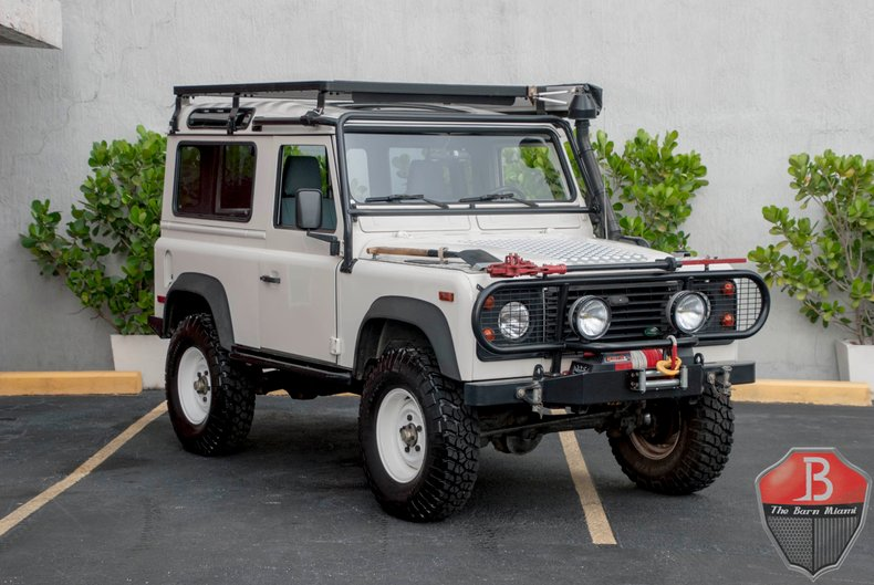 1995 Land Rover Defender For Sale
