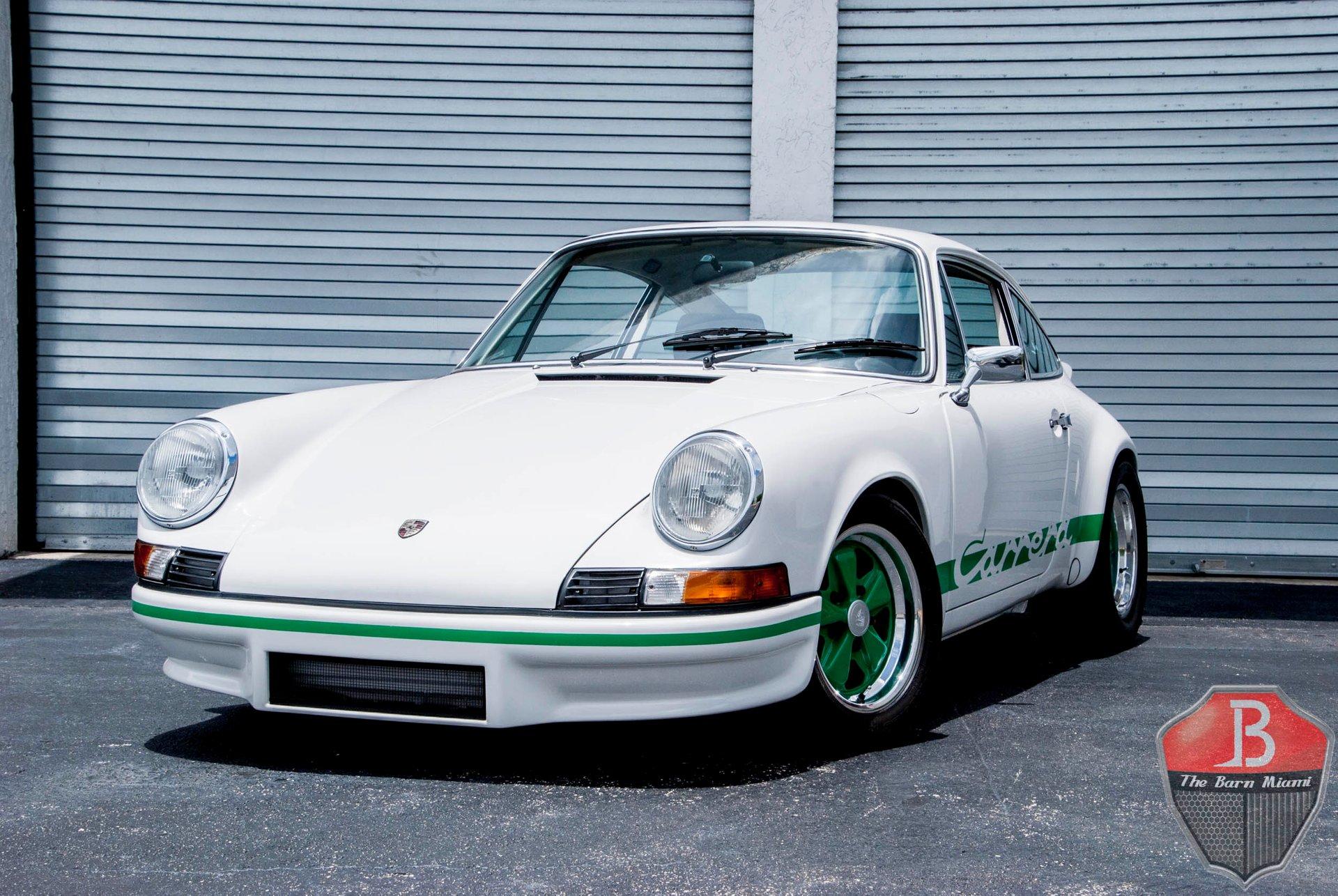 1969 porsche 911 rs
