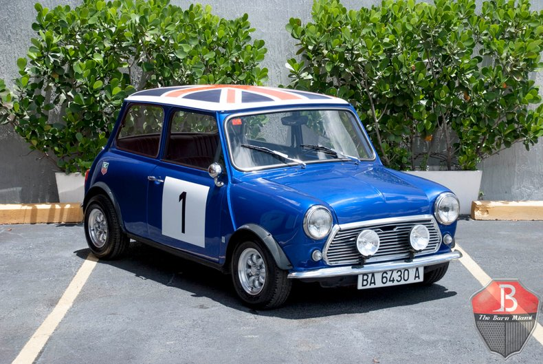 1972 Austin Mini For Sale