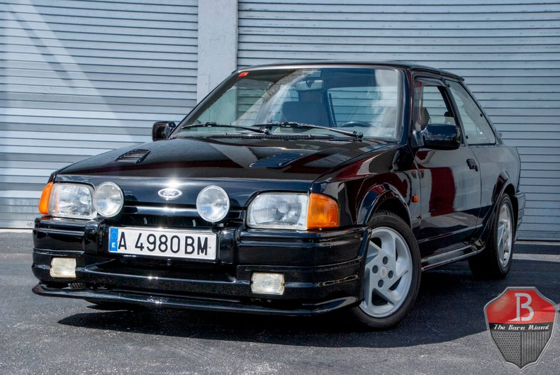 1989 Ford Escort For Sale