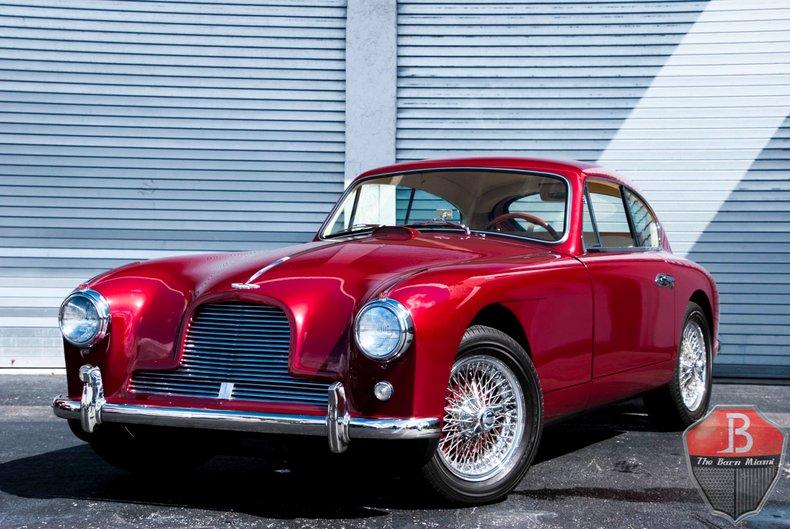 1955 Aston Martin DB 2/4 MKIII