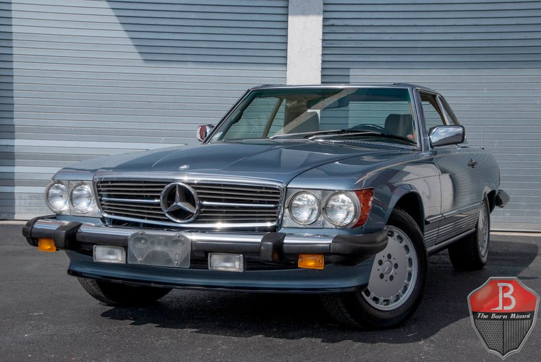 1989 Mercedes-Benz 560-Class For Sale